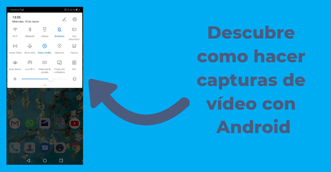 La manera sencilla de hacer captura de video en android