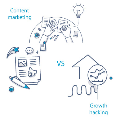 Content marketing y Growth hacking