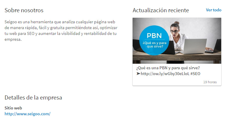 optimizar perfil linkedin