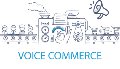 Que es el voice commerce