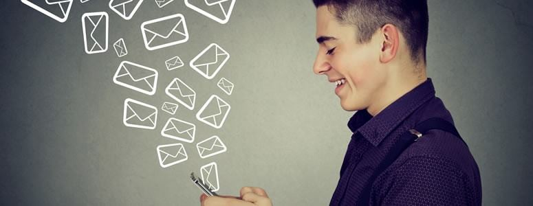 mail marketing y newsletter navideñas para enviar a los clientes